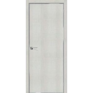 Межкомнатная дверь Порта-50 4A (Bianco Crosscut, глухая)