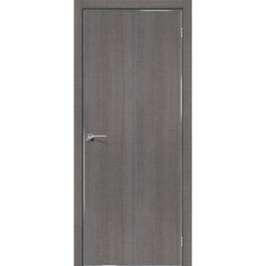 Межкомнатная дверь Порта-50 4A (Grey Crosscut, глухая)