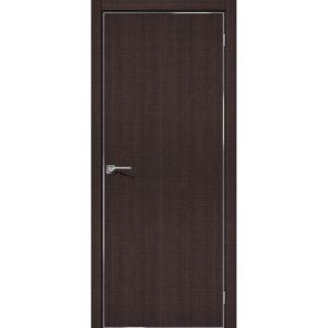Межкомнатная дверь Порта-50 4A (Wenge Crosscut, глухая)
