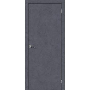 Межкомнатная дверь Порта-50 4AF (Graphite Art, глухая)