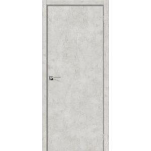 Межкомнатная дверь Порта-50 4AF (Grey Art, глухая)