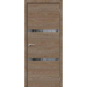 Межкомнатная дверь Порта-55 4AF (East Skyline, остеклённая)