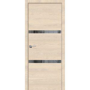 Межкомнатная дверь Порта-55 4AF (Nord Skyline, остеклённая)
