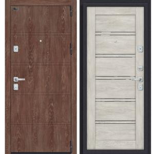 Входная дверь Porta M 8.Л28 (chalet grande, chalet provence)