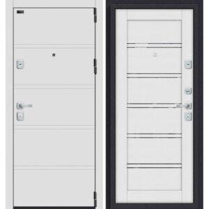 Входная дверь Porta M 8.Л28 (white stark, virgin)