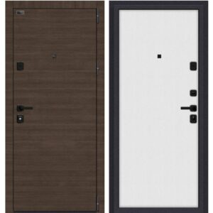 Входная дверь Porta M П50.П50 (brownie, virgin)