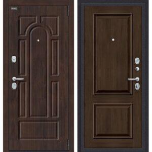 Входная дверь Porta S 55.K12 (almon 28, dark oak)