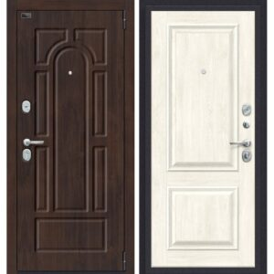 Входная дверь Porta S 55.K12 (almon 28, nordic oak)