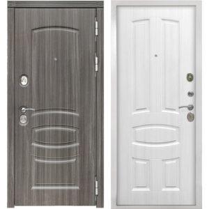 Входная дверь Гранада (12 см, белый ясень)