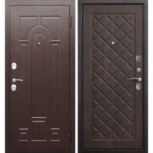 Входная дверь Рим (венге)