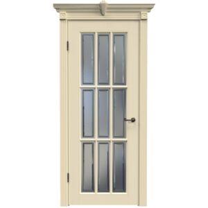 Межкомнатная дверь Safina А-16 (Слоновая кость)