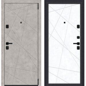 Входная дверь Porta M 15.15 (grey art, snow art)
