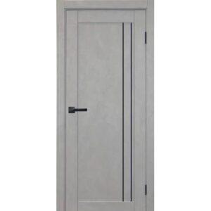 Межкомнатная дверь Аврора City C-11 (Грей, глухая)