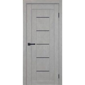 Межкомнатная дверь Аврора City C-3 (Грей, глухая)
