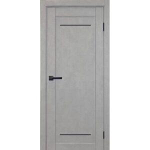 Межкомнатная дверь Аврора City C-5 (Грей, глухая)