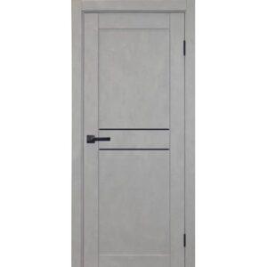 Межкомнатная дверь Аврора City C-9 (Грей, глухая)