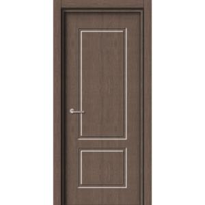 Межкомнатная дверь Аврора EcoDoors ДГ Э-2 (глухая)