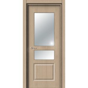 Межкомнатная дверь Аврора EcoDoors ДО Э-1 (остеклённая)