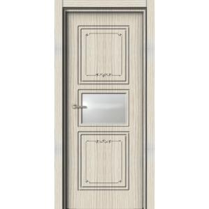 Межкомнатная дверь Аврора EcoDoors ДО Э-11 (остеклённая)