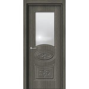 Межкомнатная дверь Аврора EcoDoors ДО Э-9 (остеклённая)