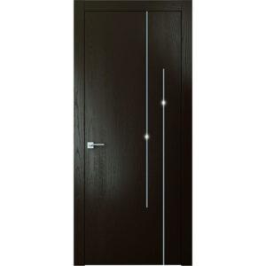 Межкомнатная дверь Аврора Intel I-10 (Венге, глухая)