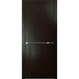 Межкомнатная дверь Аврора Intel I-2 (Венге, глухая)