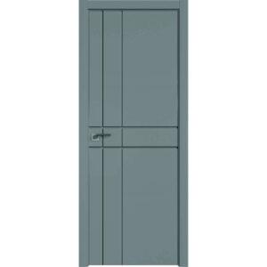 Межкомнатная дверь Аврора Milling M-6 (Грей, глухая)