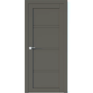 Межкомнатная дверь Аврора Vector V19 (Грей, глухая)