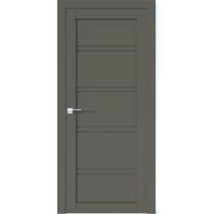 Межкомнатная дверь Аврора Vector V20 (Грей, глухая)