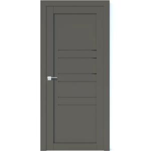 Межкомнатная дверь Аврора Vector V23 (Грей, глухая)