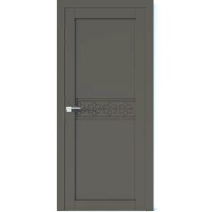 Межкомнатная дверь Аврора Vector V39 (Грей, глухая)