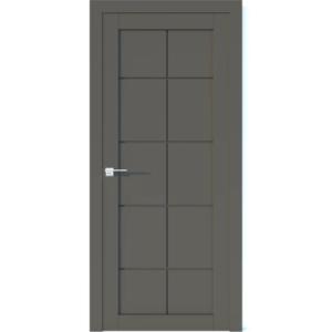 Межкомнатная дверь Аврора Vector V5 (Грей, глухая)