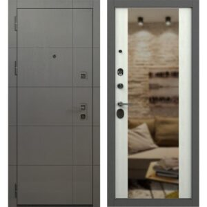 Входная дверь Берсеркер Acoustic Alpina