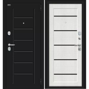 Входная дверь Bravo R Борн (лунный камень, bianco veralinga)