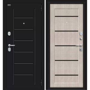 Входная дверь Bravo R Борн (лунный камень, cappuccino veralinga)